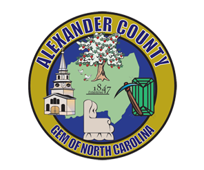 Alexander County Seal
