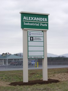 Alexander Industrial Park
