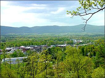 Alexander County, North Carolina scenery
